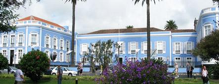 azoren herrenhaus