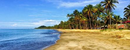 fidschi strand