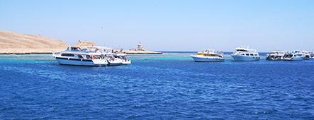 Hurghada Taucherboote