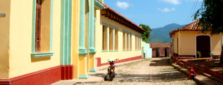 Karibik Farbenpracht