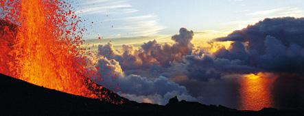 La Réunion Vulkan