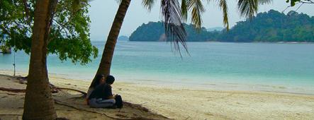 malaysia hochzeitsreise