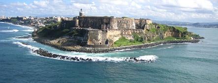 puerto rico festung san felipe del morro