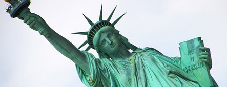 usa new york reiheitsstatue